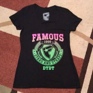 Famous Stars and Straps T-shirt